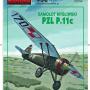 4-5-6/2014 Samolot mysliwski PZL P.11c