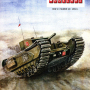 "10/1963 Angielski czołg ""Churchill III"